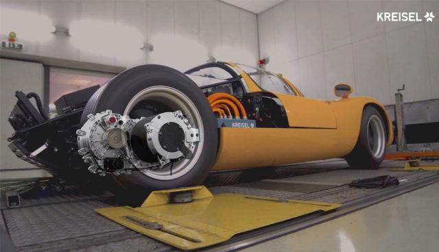 Neue Details zu Kreisels Elektroauto-Supersportwagen  EVEX 910e