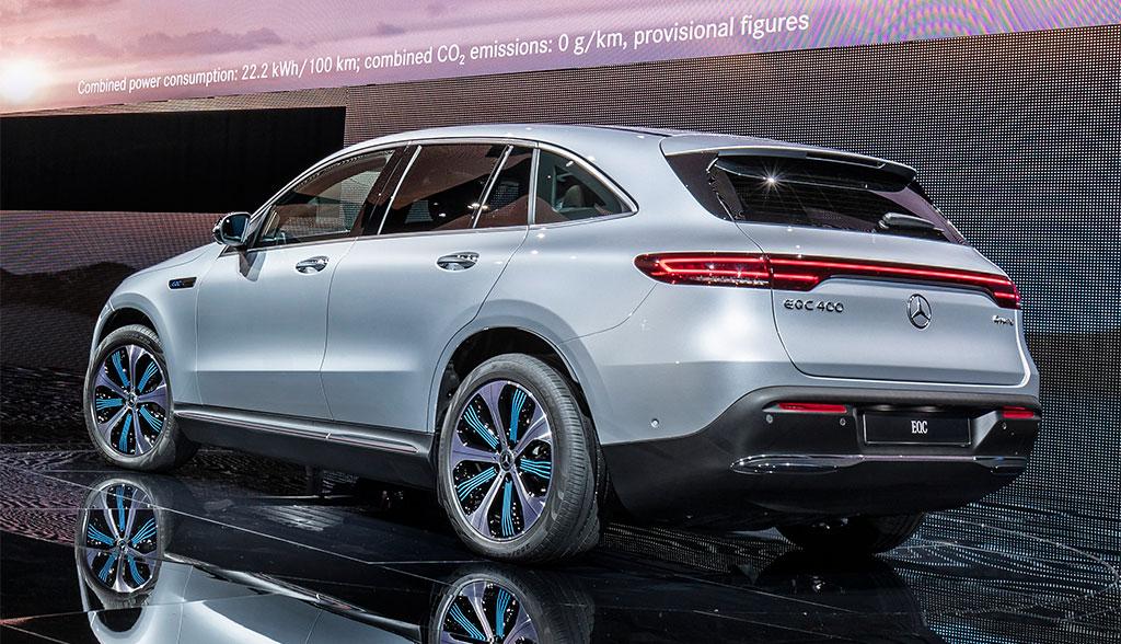 Mercedes-EQC-Design