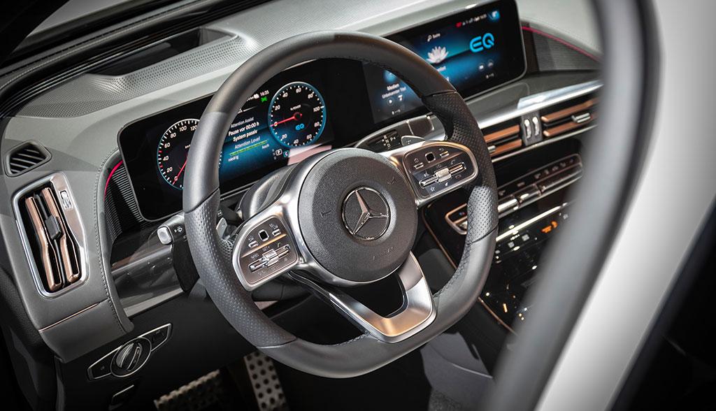 Mercedes-EQC-Innen