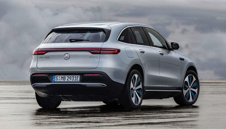 Mercedes-Elektroauto-EQC