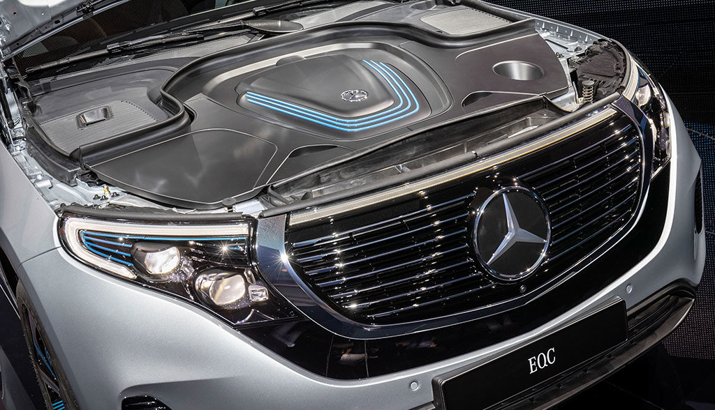 Mercedes-Elektroauto-Jobs