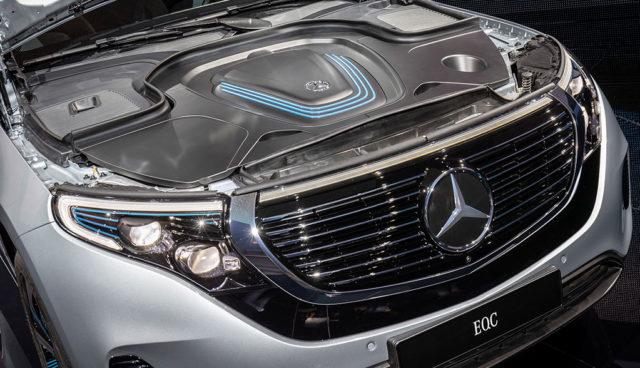 "Trotz simplerer Elektroauto-Technik: Mercedes erwartet ""tendenziell eher mehr Arbeit"""