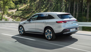 Mercedes–Elektroauto-Produktion