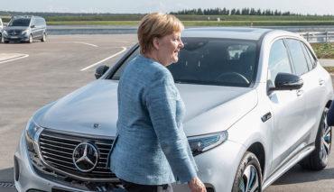 Merkel-Elektroauto-Million