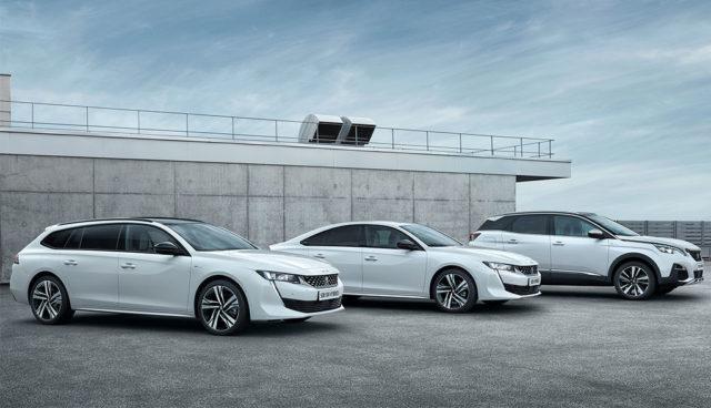 Peugeot: Neue Plug-in-Hybride fahren bis zu 50 WLTP-Kilometer elektrisch