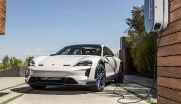 Porsche-Diesel-Elektroauto