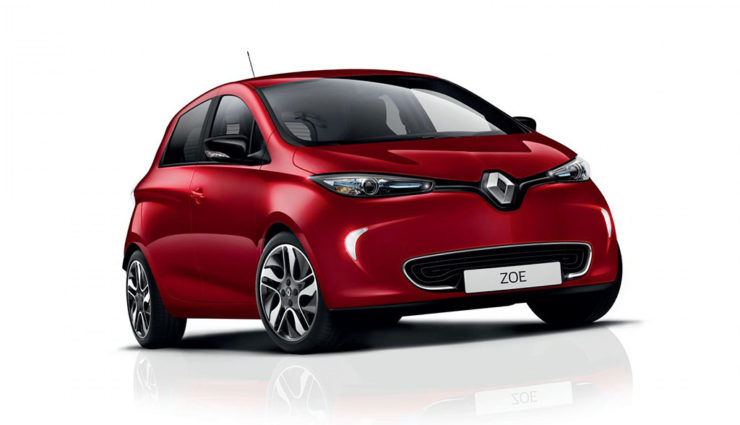 adac erweitert elektroauto leasing um renault zoe. Black Bedroom Furniture Sets. Home Design Ideas