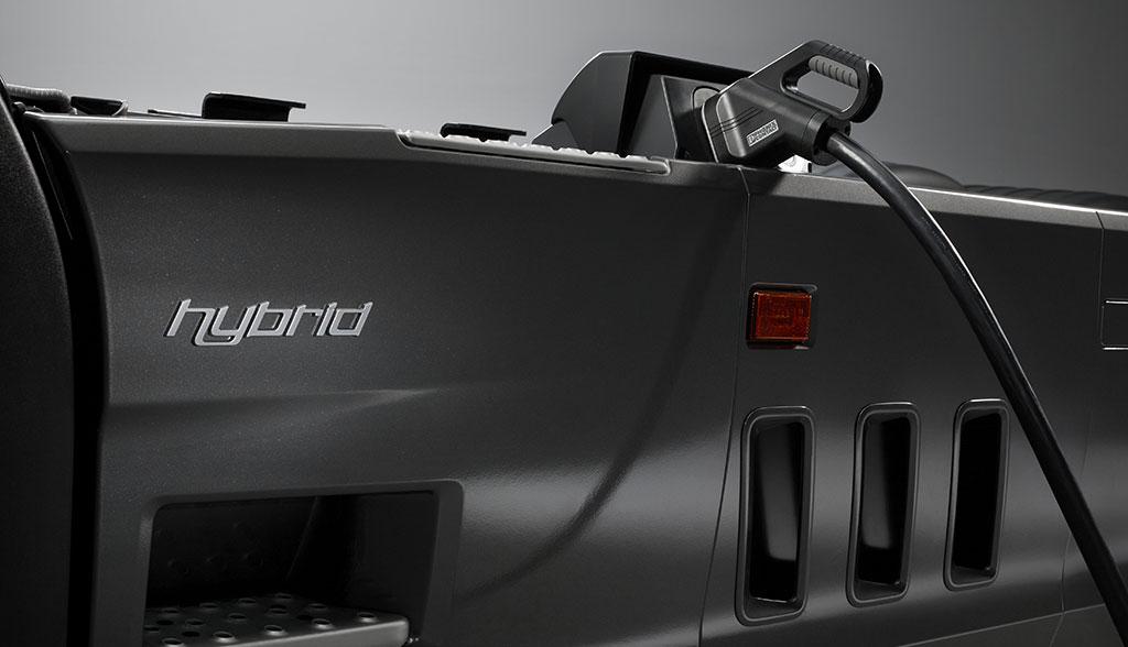 Scania-Hybrid-Lkw