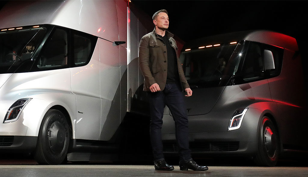 Tesla-Klage–Musk-SEC