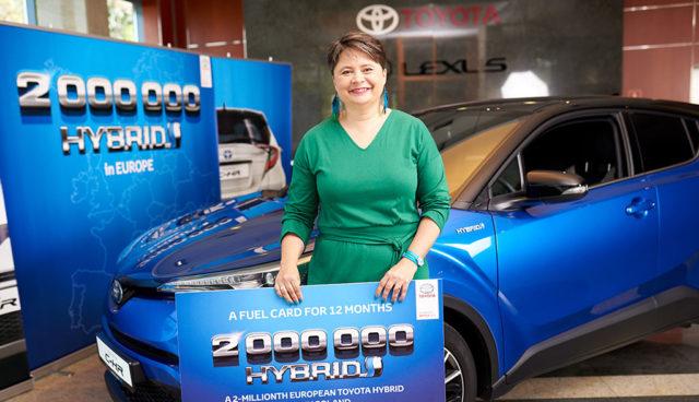 Toyota: Zweimillionstes Hybridauto in Europa verkauft