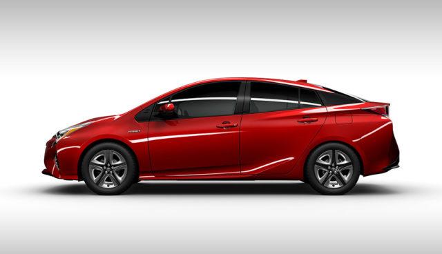 Toyota ruft 1,03 Millionen Hybridautos zurück