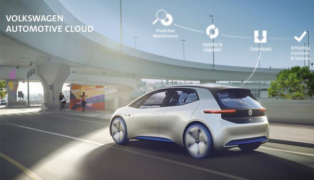 """Volkswagen entwickelt """"größtes digitales Ökosystem"""" der Autobranche"""