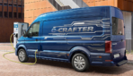 VW-e-Crafter-Laden