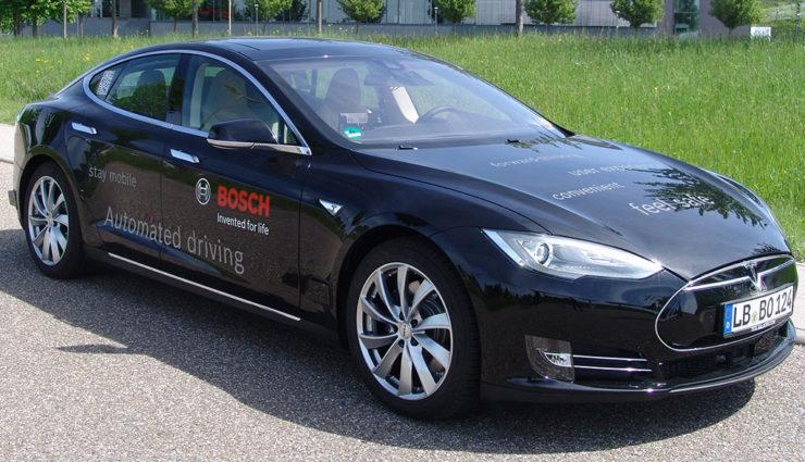 Bosch-Elektroauto-Denner