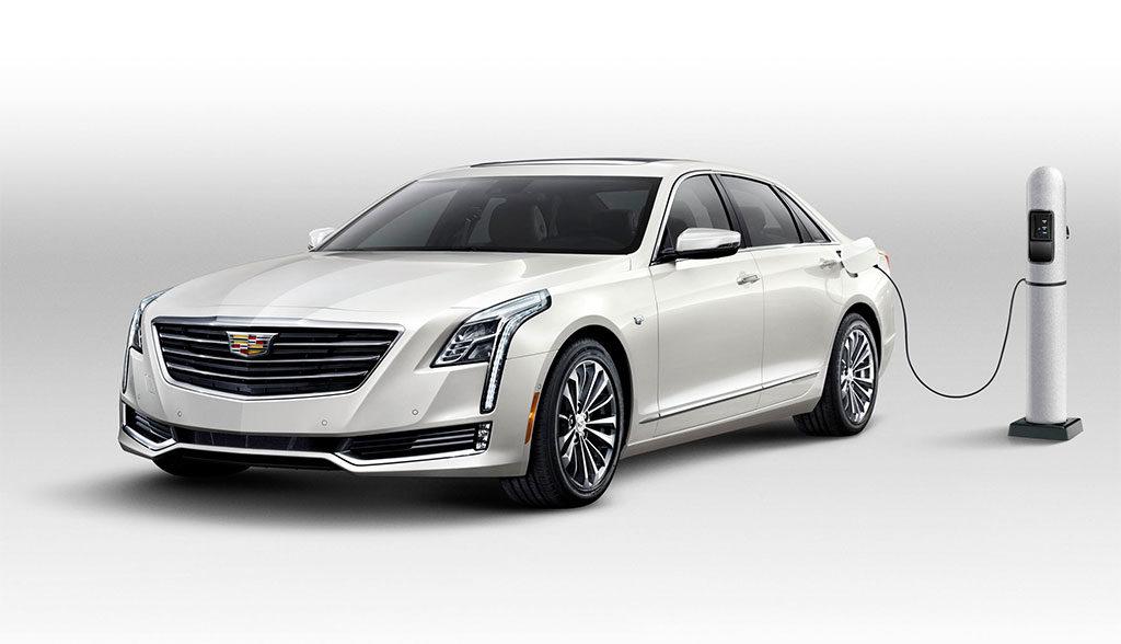 Cadillac-Elektromobilitaet