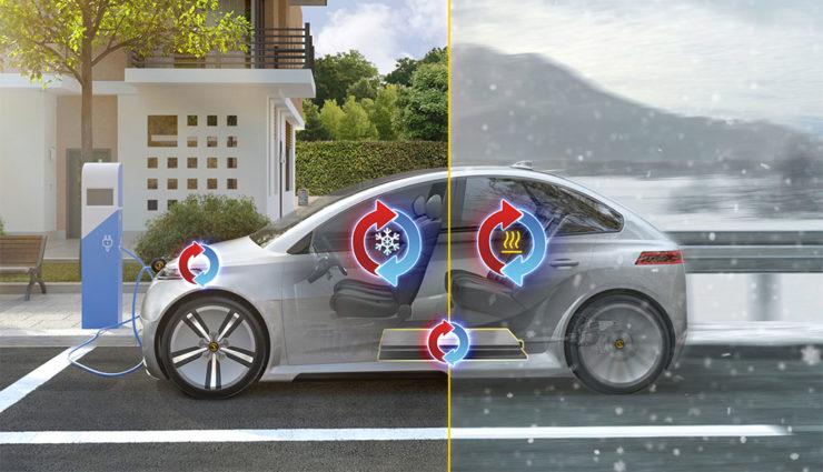 Continental-Elektroauto-Thermomanagement-Reichweite