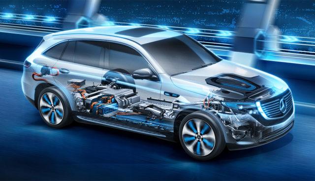 So recycelt der Daimler-Konzern seine Elektroauto-Batterien