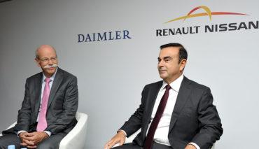 Daimler-Renault-Nissan-Elektroauto