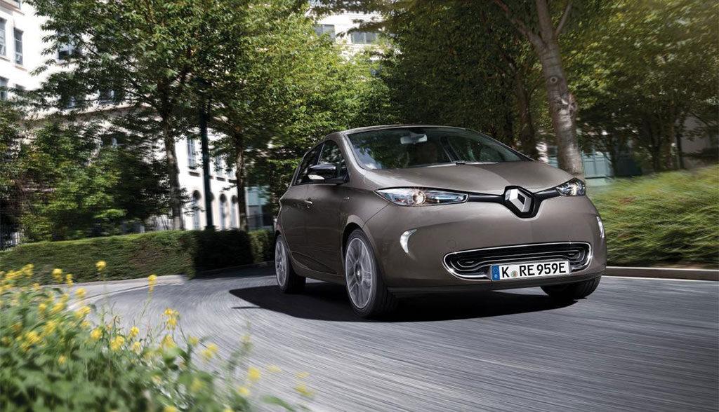 Elektroauto-CO2-Umwelt