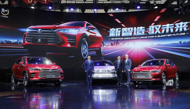 "Studie: China ""globaler Innovationstreiber in der Autoindustrie"""