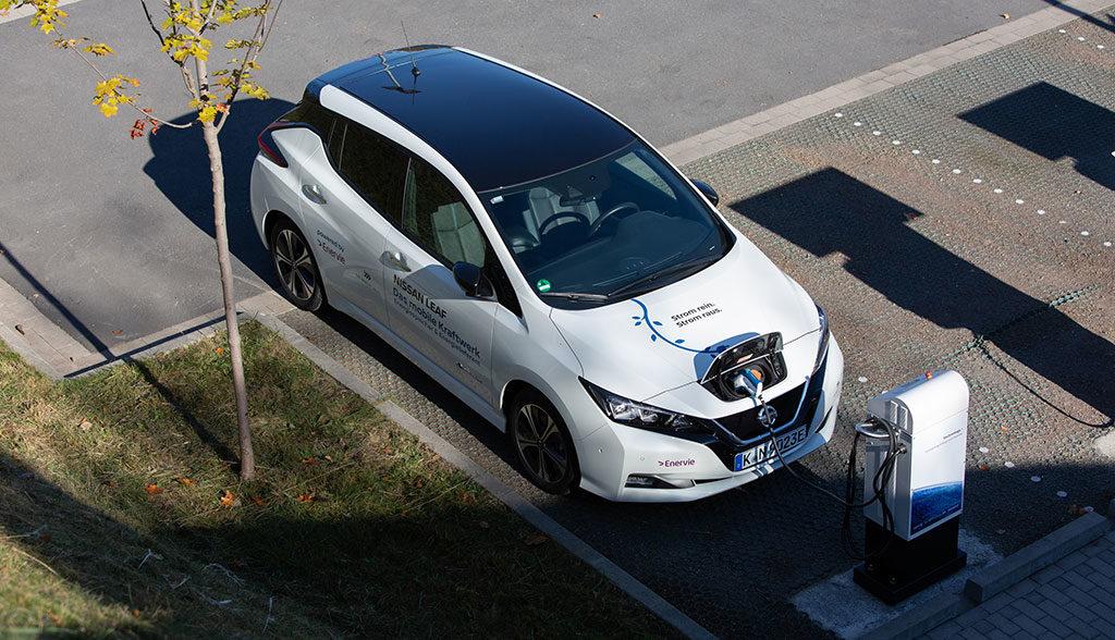 Elektroauto-Ladestationen-Marge