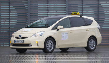 Elektroauto-Taxi-Kosten
