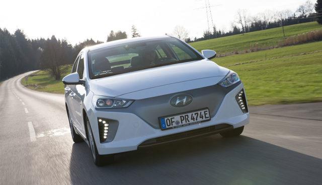 ADAC Elektroauto-Test: Hyundai Ioniq fährt am sparsamsten, Tesla Model X am weitesten