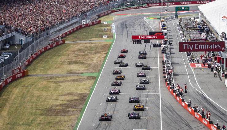 FIA-Formel-1-Elektroauto