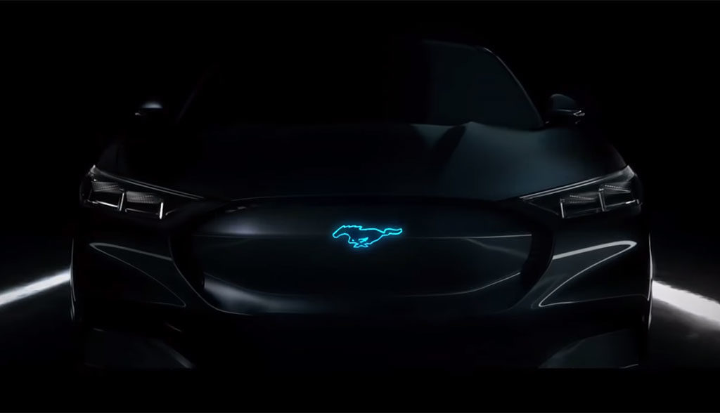 Ford-Elektroauto-Mustang