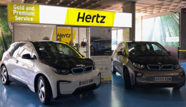 Hertz-Mallorca-Elektroauto-Miete
