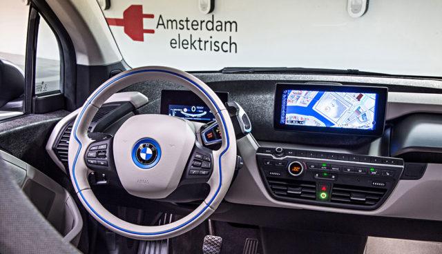 Infinion-Elektroauto
