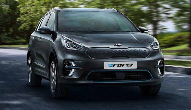 Niro EV: Neue Bilder und Details zu Kias kommendem Elektroauto-Crossover