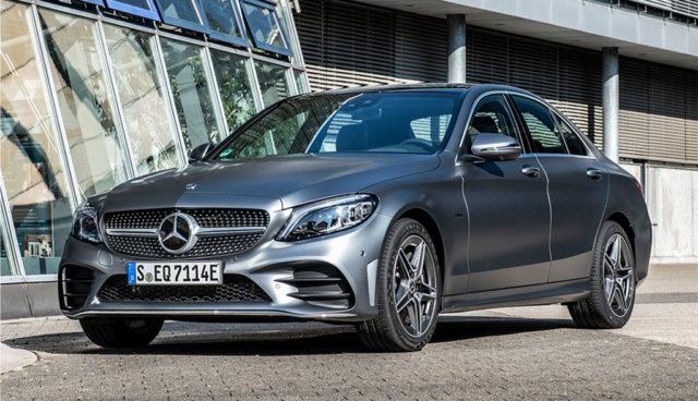 Mercedes-Benz C 300 de: Bis zu 57 Kilometer rein elektrisch fahren