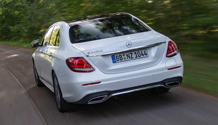 Mercedes-Benz E 300 de-2