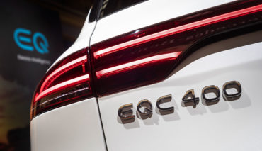 Mercedes-EQ-Elektroauto