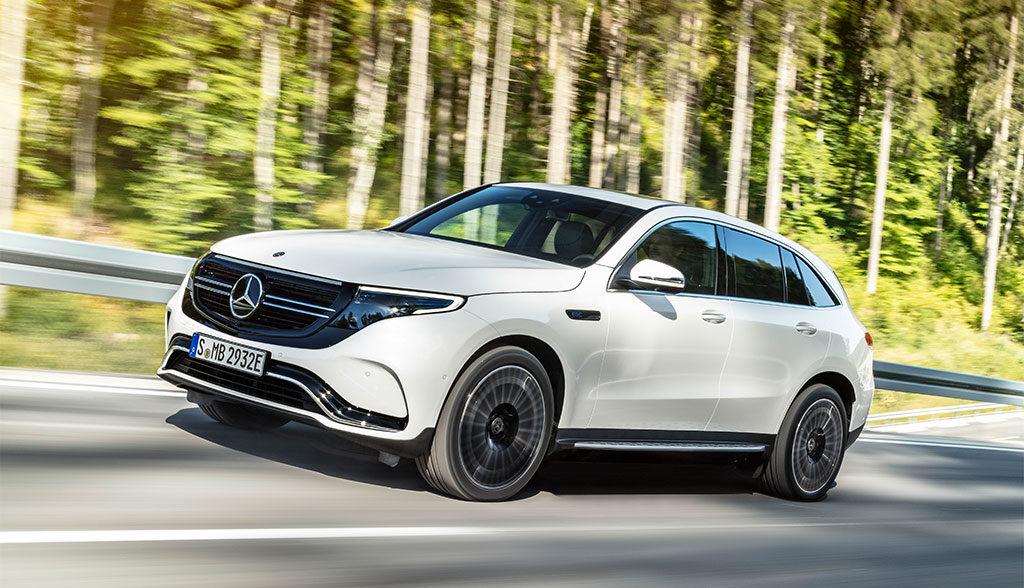 Mercedes-Elektroauto-Umweltbilanz