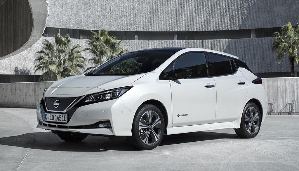 nissan: 5400 € elektroauto-bonus für alte diesel - ecomento.de