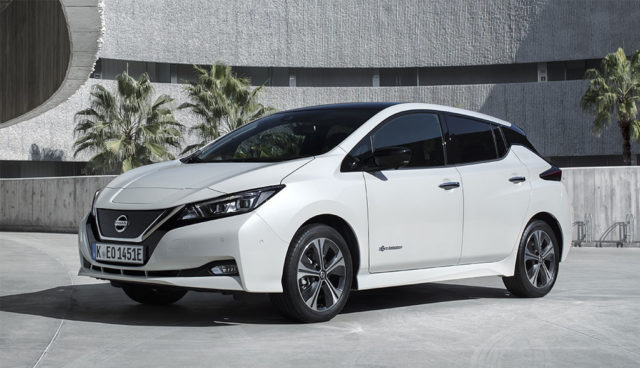 Nissan zahlt 5400 Euro Elektroauto-Bonus für alte Dieselfahrzeuge