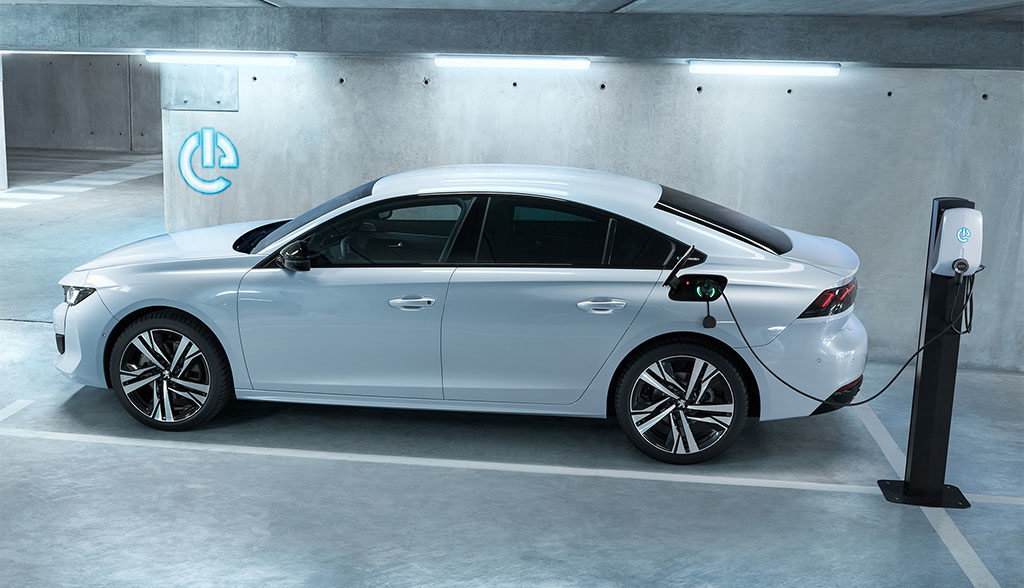 Peugeot-Elektromobilitaet