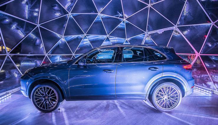Porsche-Elektroauto-SUV