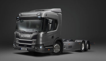 Scania-Elektromobilitaet