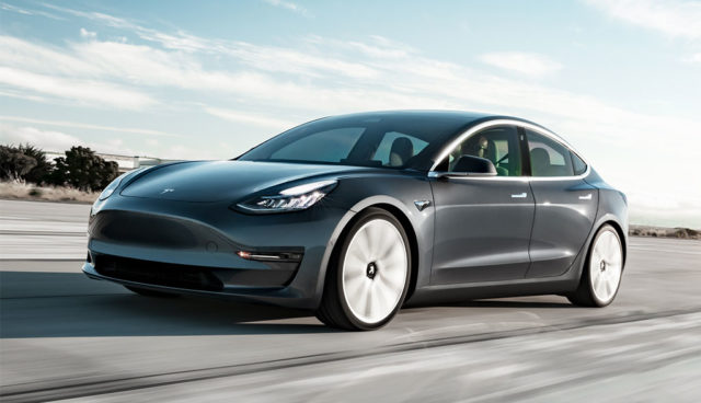 Q3: Tesla steigert Elektroauto-Produktion um 50 Prozent