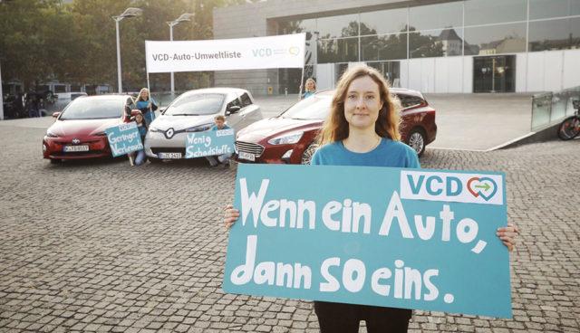 """""""Auto-Umweltliste"""": VCD empfiehlt Hybride, Erdgasautos, sparsame Benziner & SCR-Diesel"""