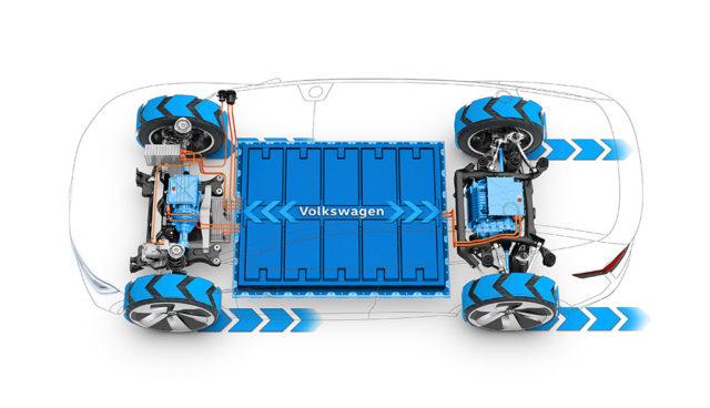 VW-Batteriezellproduktion