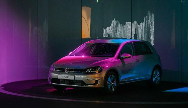 """e-Tower"": VW macht Elektroauto-Auslieferung zum digitalen Event"
