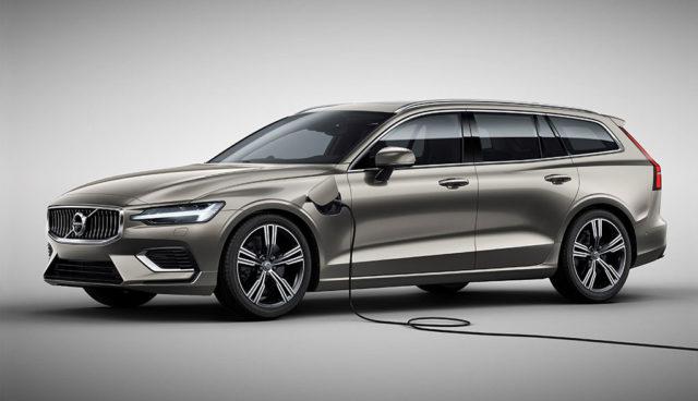 Neuer Plug-in-Volvo V60 T8 Twin Engine AWD ab sofort bestellbar