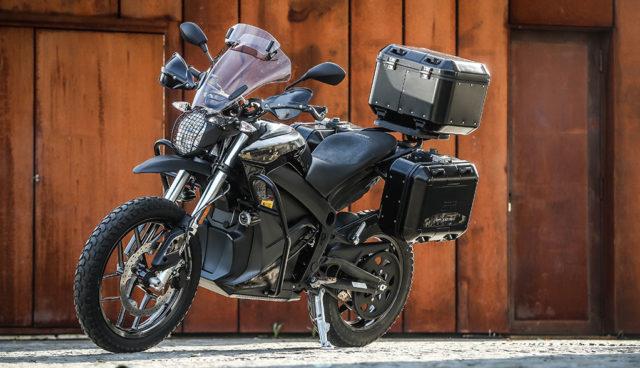 Zero Motorcycles stellt Elektromotorrad-Angebot für 2019 vor