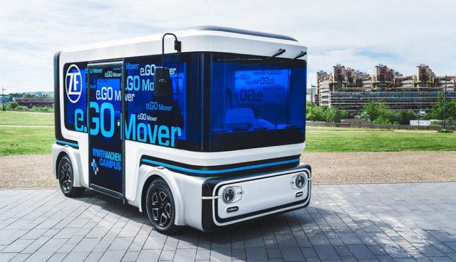 e.GO Mobile treibt Entwicklung von Elektrokleinbus mit Wasserstoff-Antrieb voran