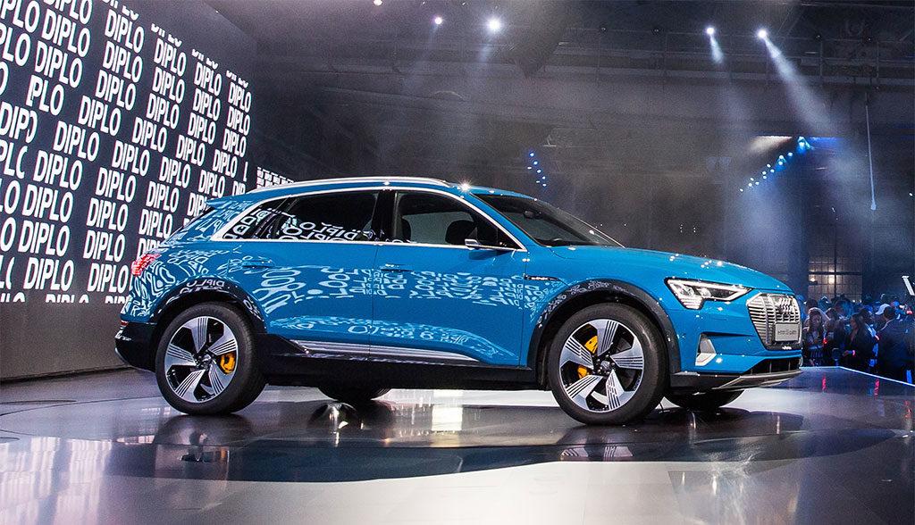Audi-Elektroauto-e-tron