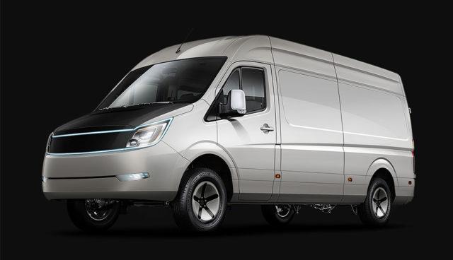 Avevai Iona: Elektro-Transporter aus Singapur soll 2019 nach Deutschland kommen